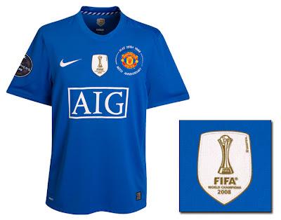 Manchester United Shirt Edible Cake Topper