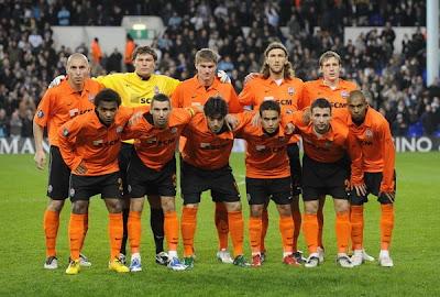 FC Shakhtar Donetsk Home Kit
