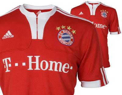FC Bayern Munich Home Shirt 2009/10