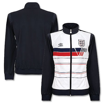 England 1986 World Cup Tracktop