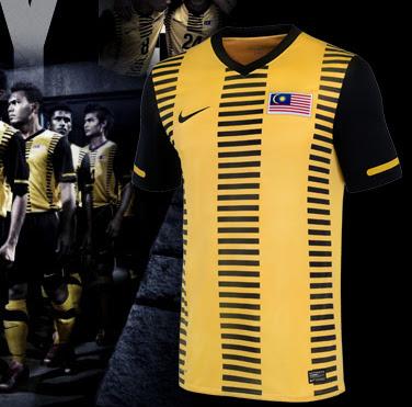 Malaysia Home Kit 2010/11