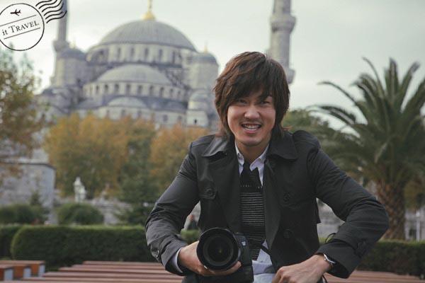 Yoon Kye Sang�s Journey To Turkey / Yoon Kye Sang��n T�rkiye Gezisi / 2009 / Divx