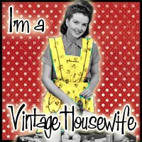ARE YOU A SASSY VINTAGE HOUSEWIFE?