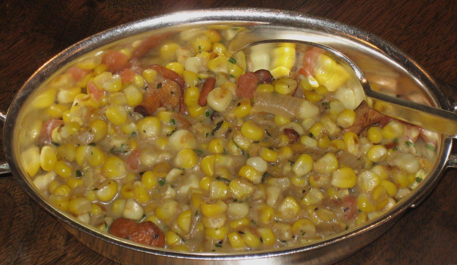 Summer Succotash Salad Americas Test Kitchen