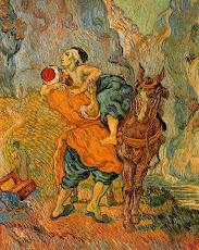 El buen samaritano de Vicent van Gogh