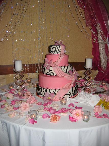 pink and white zebra cake. pink and white zebra cake. Zebra print amp; Pink! Zebra print amp; Pink!