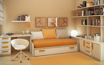 Floorspace flexible in small kids rooms by sergi mengot picture and