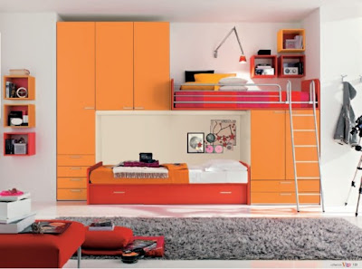 Modern Minimalist Kids Room Design Ideas by Dielle