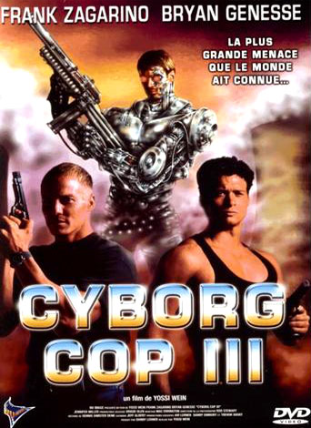 Cyborg Cop (1993) - IMDb