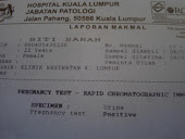 Laporan HKL