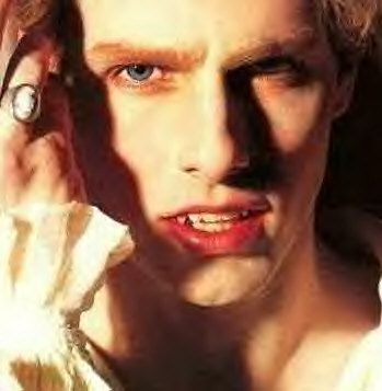 Lestat (in Interview with the Vampire)