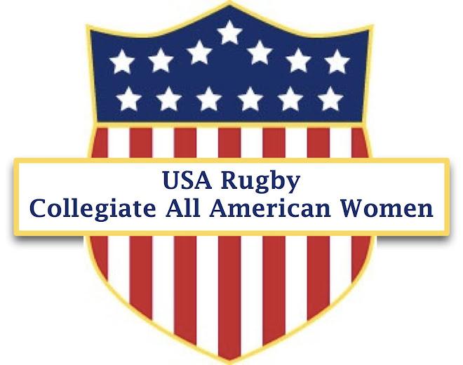 USA Rugby Collegiate All American Women