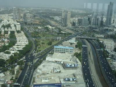The Ayalon Freeway