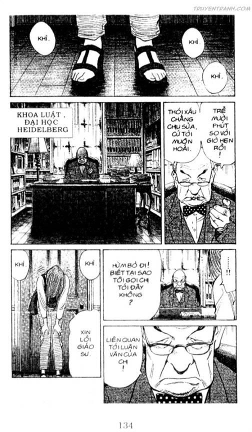 Monster chap 162 Trang 5 - Mangak.info