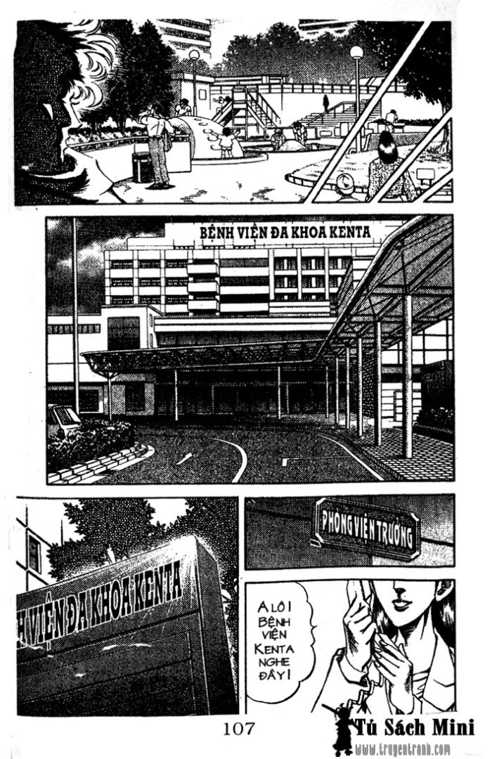 Kazu Doctor K (K2) chap 137 Trang 3 - Mangak.info