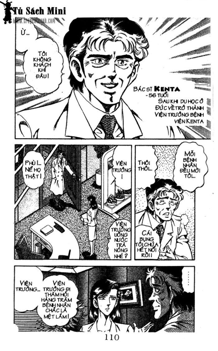 Kazu Doctor K (K2) chap 137 Trang 6 - Mangak.info