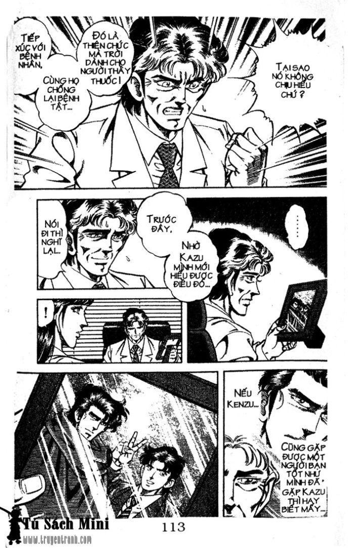 Kazu Doctor K (K2) chap 137 Trang 9 - Mangak.info
