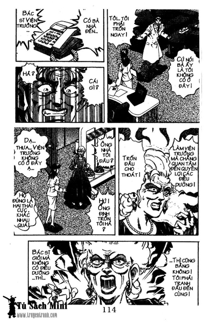 Kazu Doctor K (K2) chap 137 Trang 10 - Mangak.info