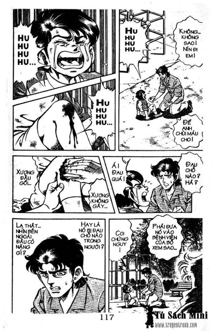 Kazu Doctor K (K2) chap 137 Trang 13 - Mangak.info