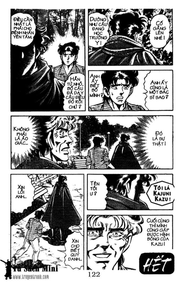 Kazu Doctor K (K2) chap 137 Trang 18 - Mangak.info