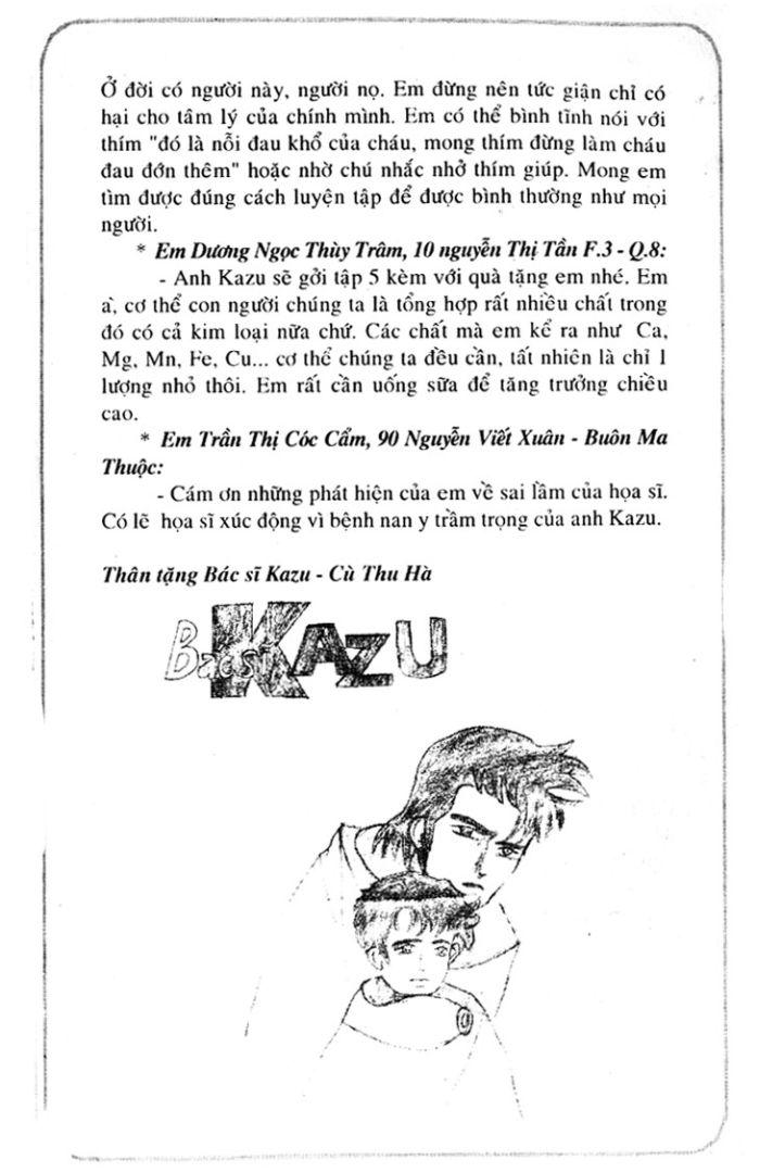 Kazu Doctor K (K2) chap 137 Trang 21 - Mangak.info