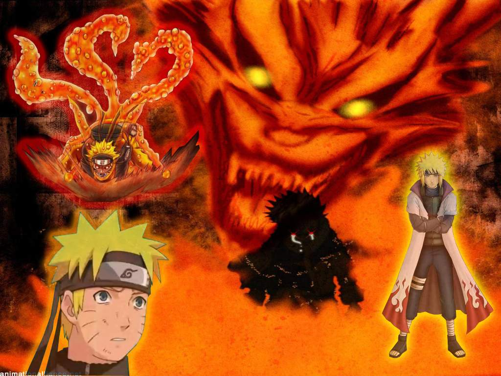 Beautiful Wallpaper Naruto Fox - Nine+tails  2018_511006.jpg