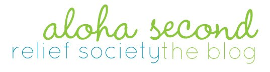 Aloha Second Relief Society
