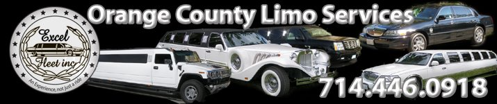 Orange County Limo Services - Excel Fleet Limo
