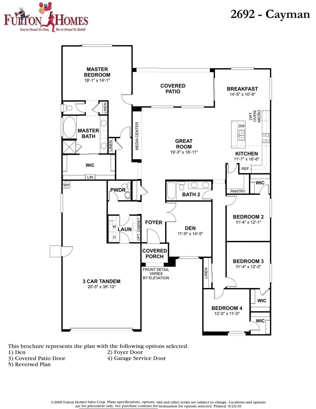 Pz c plan maison for Plans de maison