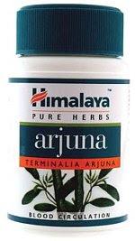 Arjuna herb for heart health