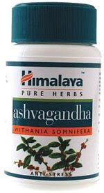 Ashvagandha for relaxing brain