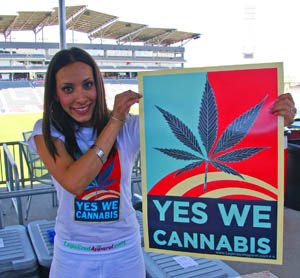 The 2010 Cannabis Festiva @ Dicks Sporting Goods Park