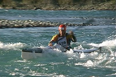 Clutha Classic Kayak Race