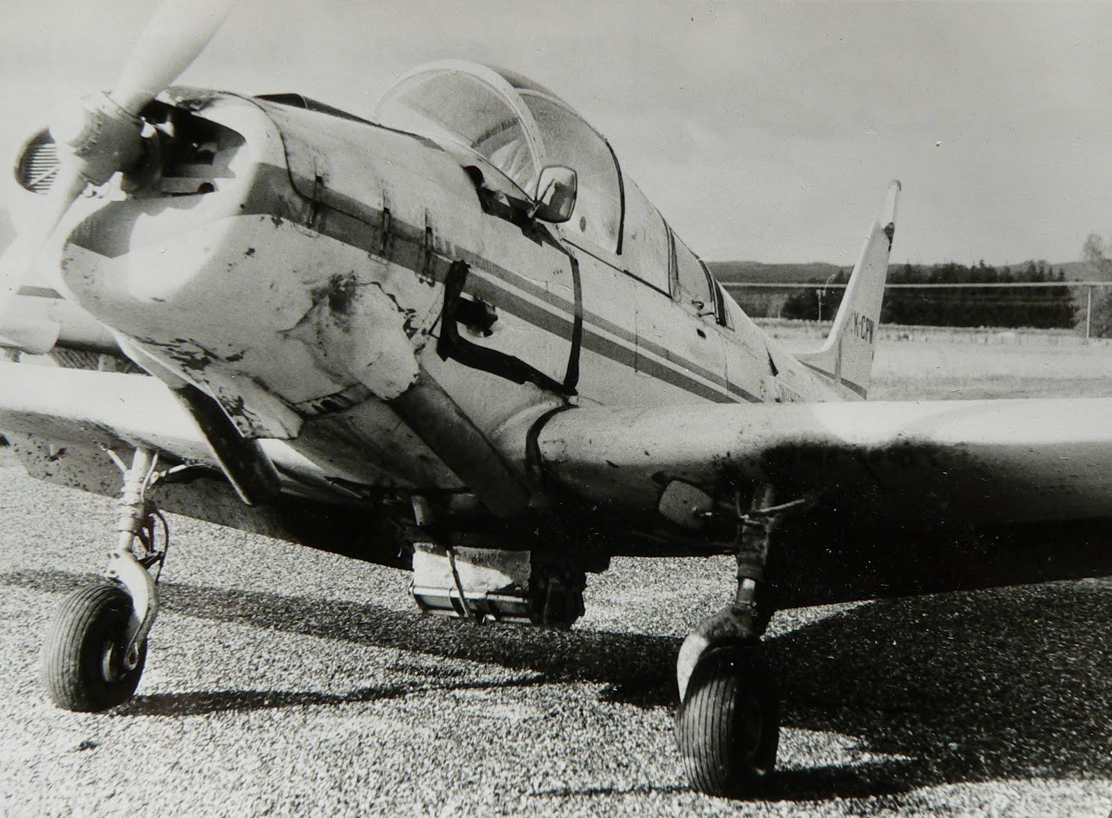 Yeoman Ya 1 Cropmaster 250r Zk Cpw Design Plane 04 Pesawat Remote Kontrol Photo Four And Five Were Taken On 01 1980 Also At Gore
