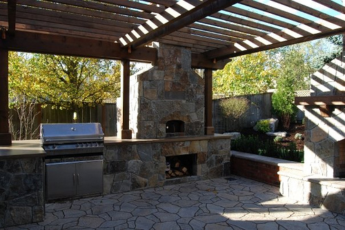 Images Of Outdoor Entertaining Areas | House Design