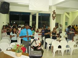 Culto de Louvor & Adoração a Deus