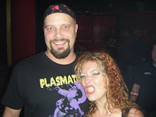With Ruyter, guitarist of Nashville Pussy