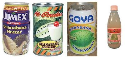 La Guanabana Nectar+de+guanabana
