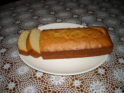 My Cuban Traumas: Orange Yogurt Bread - Pan de Naranja y Yogurt