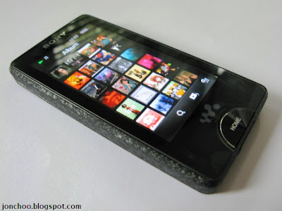 sony walkman e series software