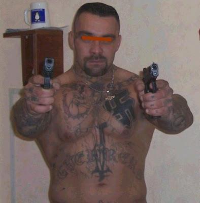 Jose Lopez Lowrider Tattoo Flash Winner | 5 point star tattoos