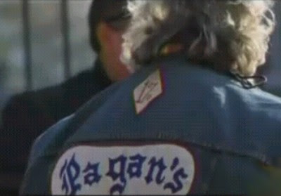 WHITE PRISON GANGS  Pagans Motorcycle Club