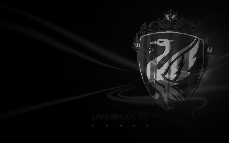 Wallpapero Wallpaper Black Liverpool