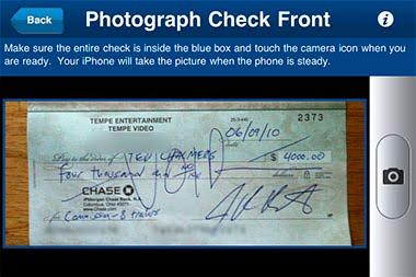 Us banks offering mobile cheque deposit insiden us banks offering mobile checkcheque deposit chase itunes altavistaventures Image collections