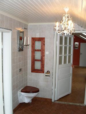 Hemmet - Lantligt badrum,vilket kakel/klinker???