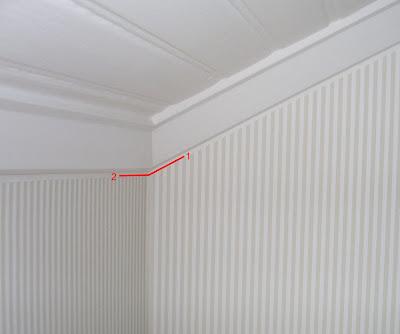 List snedtak vägg