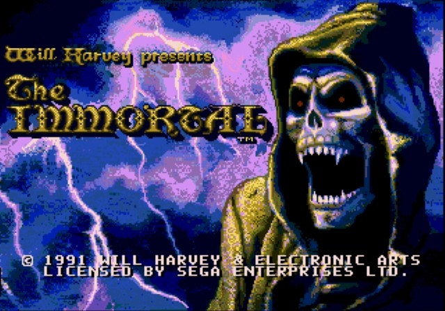 Mega Drive - The Immortal