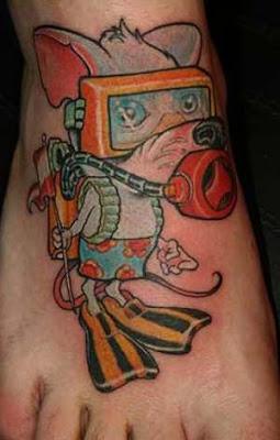 High Quality Animal Tattoo Designs