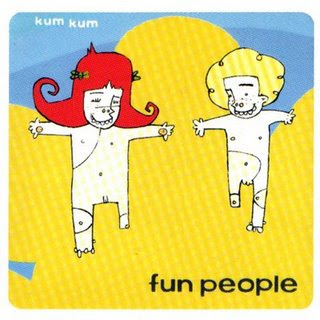 Fun People - Sin Color