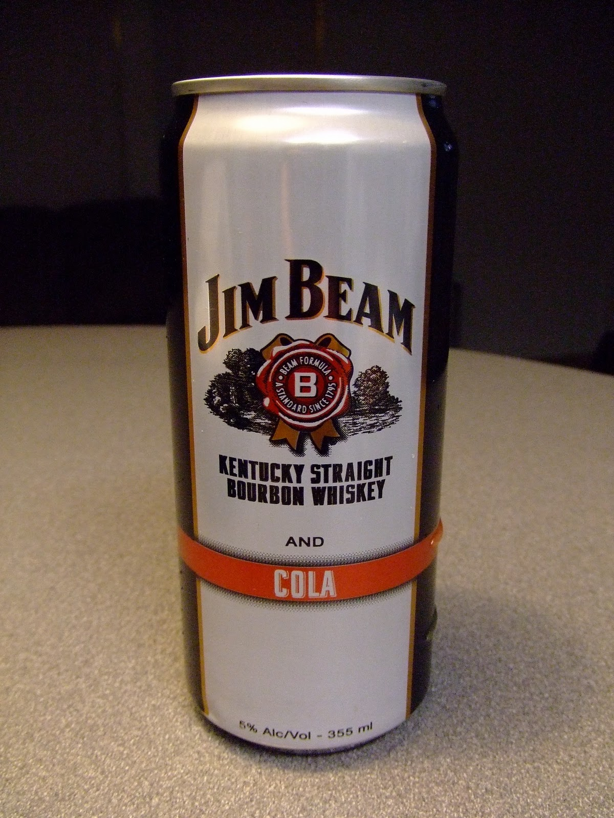 Drinkable Review: Jim Beam Pre-mixed Cocktails
